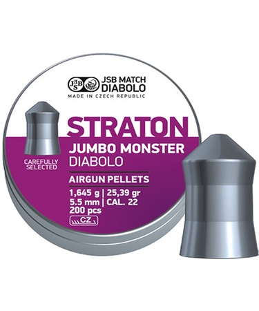 JSB Straton Jumbo Monster